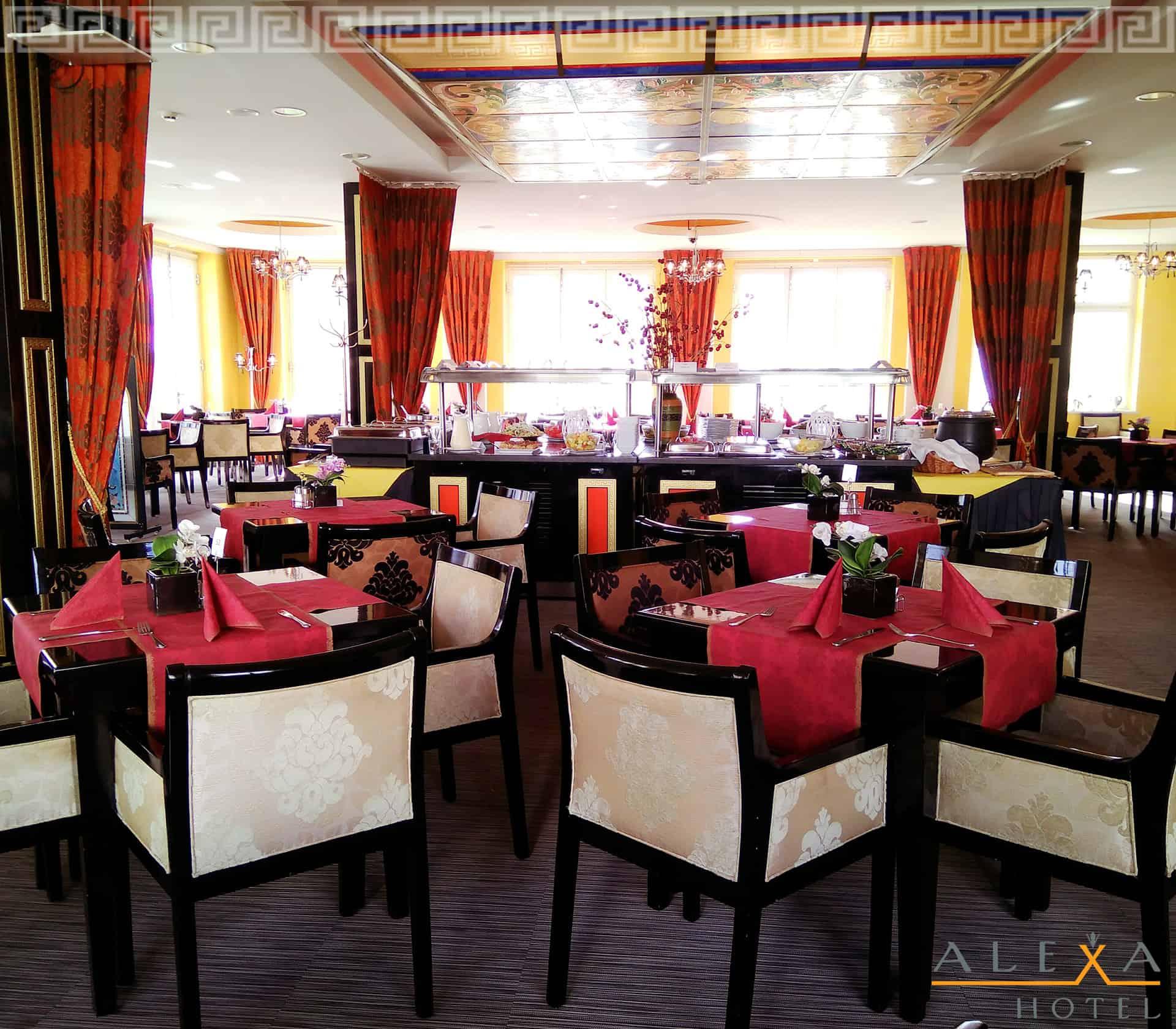 Alexa Hotel - Restaurant Alexa